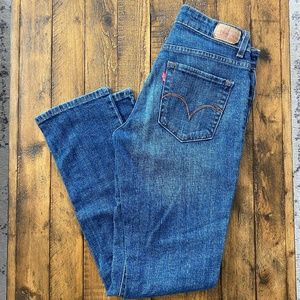 Levi's Women's Mid Rise Skinny Jeans Size 6
